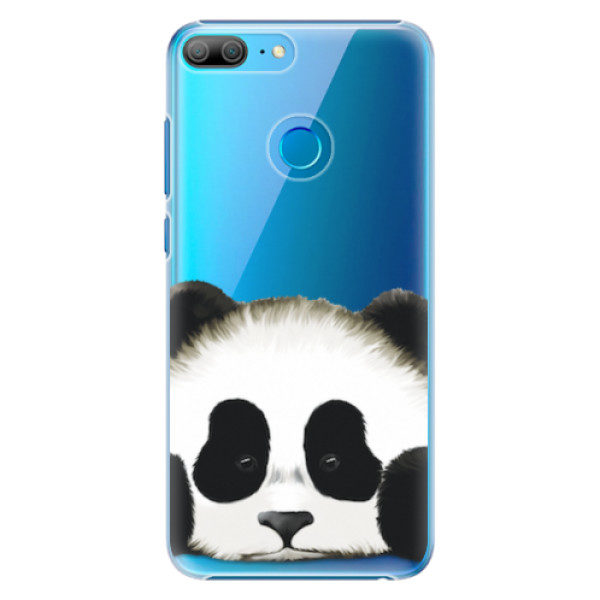 Plastové pouzdro iSaprio – Sad Panda – Huawei Honor 9 Lite Plastové pouzdro iSaprio – Sad Panda – Huawei Honor 9 Lite