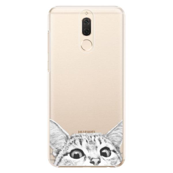 Plastové pouzdro iSaprio – Cat 02 – Huawei Mate 10 Lite Plastové pouzdro iSaprio – Cat 02 – Huawei Mate 10 Lite