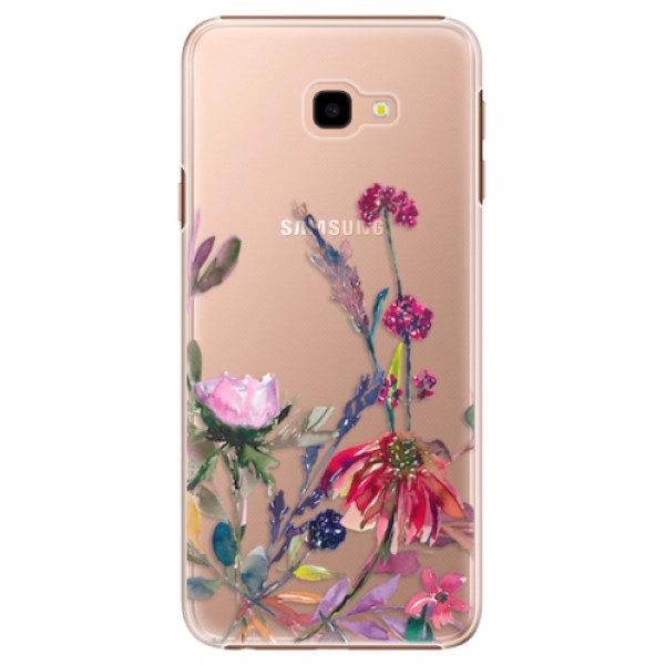 Plastové pouzdro iSaprio – Herbs 02 – Samsung Galaxy J4+ Plastové pouzdro iSaprio – Herbs 02 – Samsung Galaxy J4+