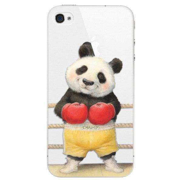 Plastové pouzdro iSaprio – Champ – iPhone 4/4S Plastové pouzdro iSaprio – Champ – iPhone 4/4S