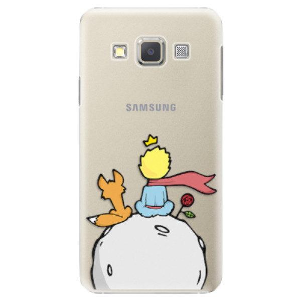 Plastové pouzdro iSaprio – Prince – Samsung Galaxy A7 Plastové pouzdro iSaprio – Prince – Samsung Galaxy A7