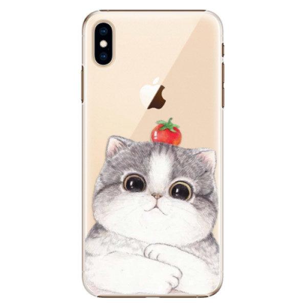 Plastové pouzdro iSaprio – Cat 03 – iPhone XS Max Plastové pouzdro iSaprio – Cat 03 – iPhone XS Max