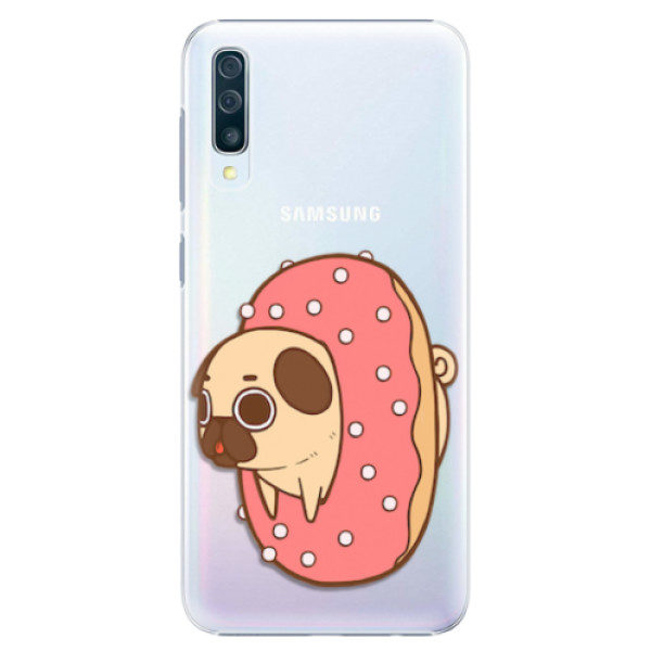 Plastové pouzdro iSaprio – Dog 04 – Samsung Galaxy A50 Plastové pouzdro iSaprio – Dog 04 – Samsung Galaxy A50