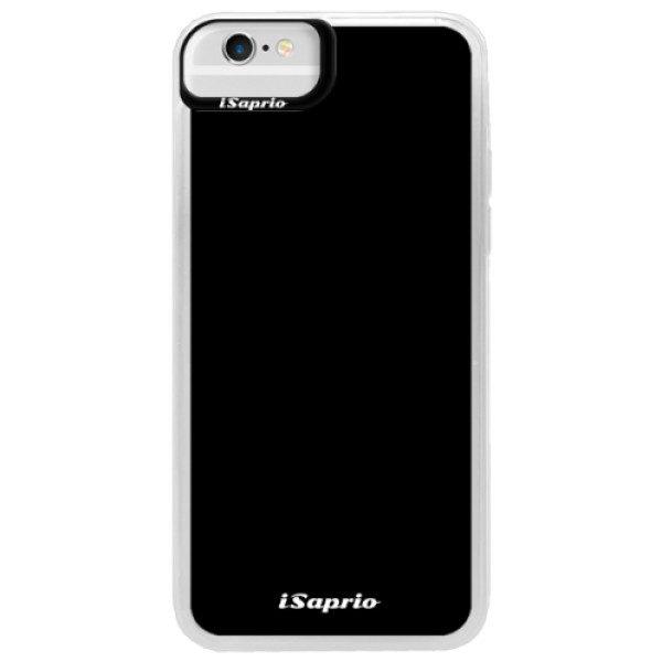 Neonové pouzdro Blue iSaprio – 4Pure – černý – iPhone 6/6S Neonové pouzdro Blue iSaprio – 4Pure – černý – iPhone 6/6S