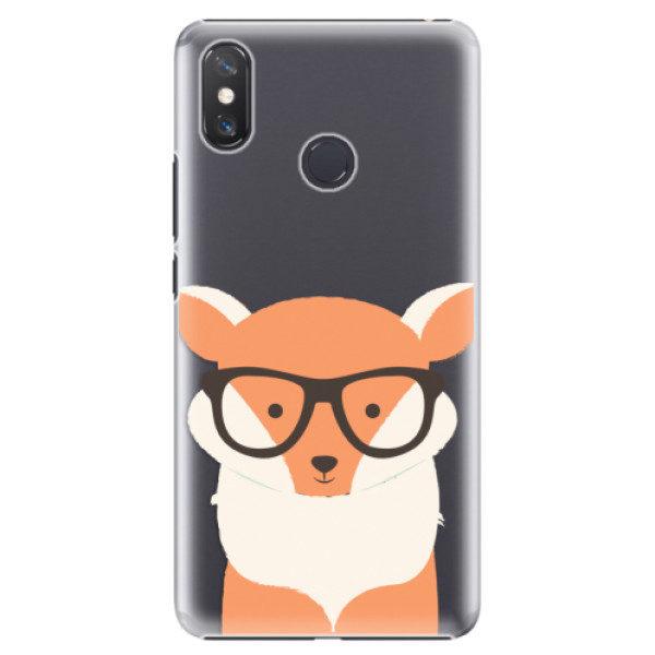 Plastové pouzdro iSaprio – Orange Fox – Xiaomi Mi Max 3 Plastové pouzdro iSaprio – Orange Fox – Xiaomi Mi Max 3