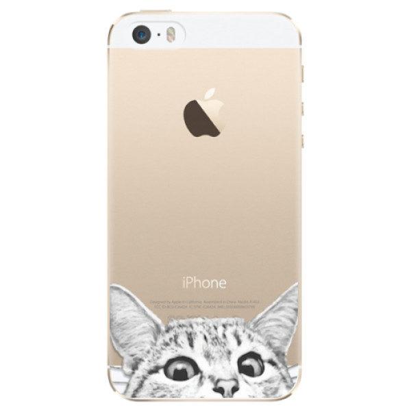 Plastové pouzdro iSaprio – Cat 02 – iPhone 5/5S/SE Plastové pouzdro iSaprio – Cat 02 – iPhone 5/5S/SE