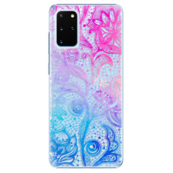 Plastové pouzdro iSaprio – Color Lace – Samsung Galaxy S20+ Plastové pouzdro iSaprio – Color Lace – Samsung Galaxy S20+