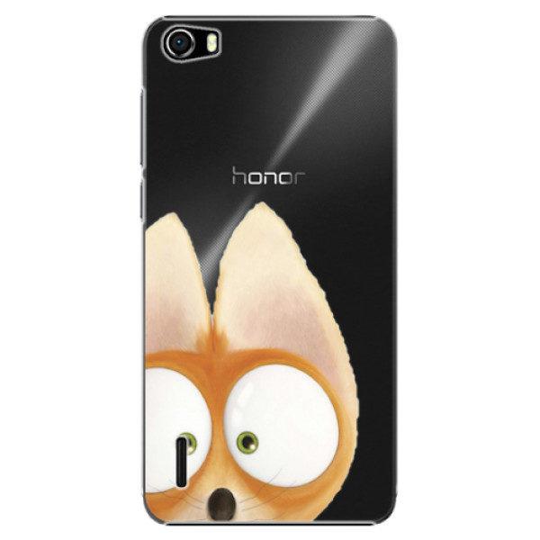 Plastové pouzdro iSaprio – Fox 02 – Huawei Honor 6 Plastové pouzdro iSaprio – Fox 02 – Huawei Honor 6