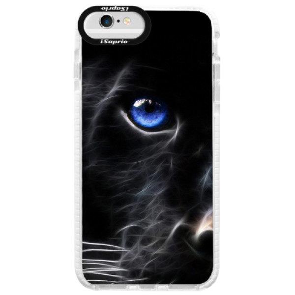 Silikonové pouzdro Bumper iSaprio – Black Puma – iPhone 6/6S Silikonové pouzdro Bumper iSaprio – Black Puma – iPhone 6/6S