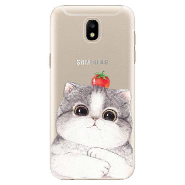 Plastové pouzdro iSaprio – Cat 03 – Samsung Galaxy J5 2017 Plastové pouzdro iSaprio – Cat 03 – Samsung Galaxy J5 2017