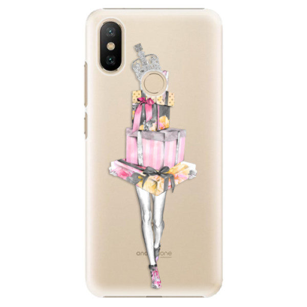 Plastové pouzdro iSaprio – Queen of Shopping – Xiaomi Mi A2 Plastové pouzdro iSaprio – Queen of Shopping – Xiaomi Mi A2