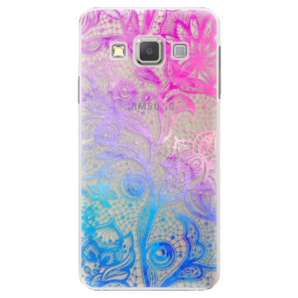 Plastové pouzdro iSaprio – Color Lace – Samsung Galaxy A5 Plastové pouzdro iSaprio – Color Lace – Samsung Galaxy A5