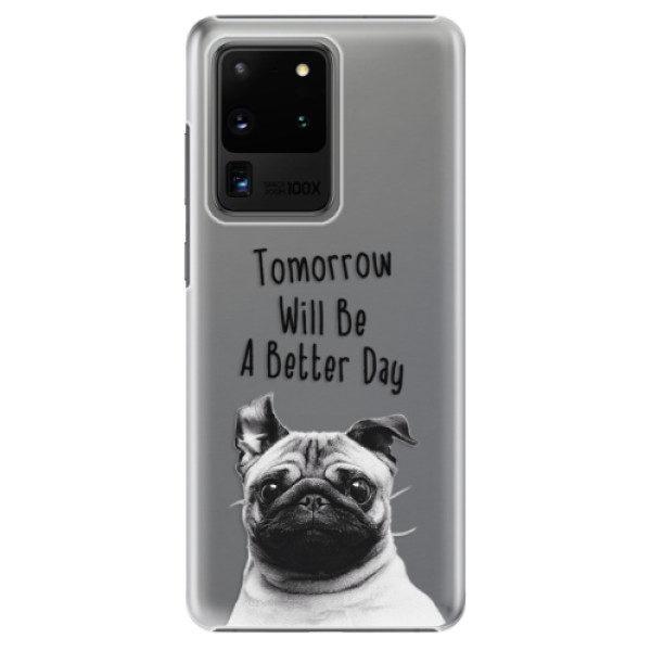 Plastové pouzdro iSaprio – Better Day 01 – Samsung Galaxy S20 Ultra Plastové pouzdro iSaprio – Better Day 01 – Samsung Galaxy S20 Ultra