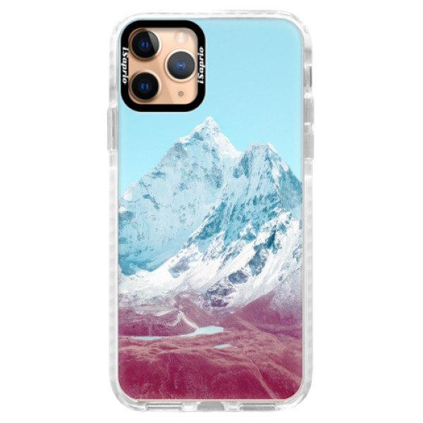 Silikonové pouzdro Bumper iSaprio – Highest Mountains 01 – iPhone 11 Pro Silikonové pouzdro Bumper iSaprio – Highest Mountains 01 – iPhone 11 Pro