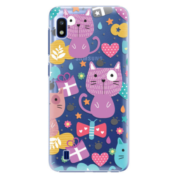 Plastové pouzdro iSaprio – Cat 03 – Samsung Galaxy A10 Plastové pouzdro iSaprio – Cat 03 – Samsung Galaxy A10