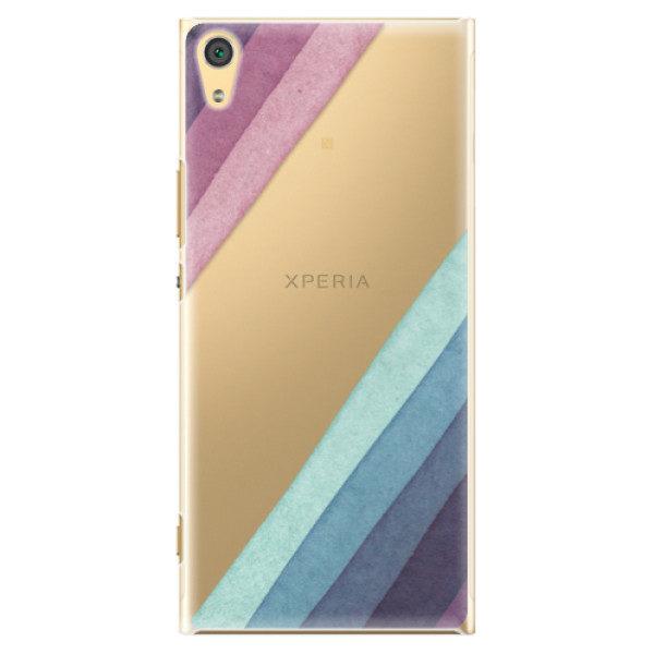 Plastové pouzdro iSaprio – Glitter Stripes 01 – Sony Xperia XA1 Ultra Plastové pouzdro iSaprio – Glitter Stripes 01 – Sony Xperia XA1 Ultra