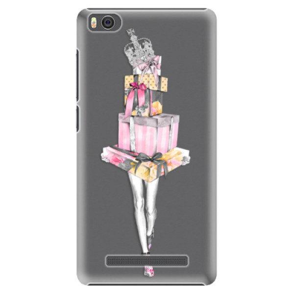 Plastové pouzdro iSaprio – Queen of Shopping – Xiaomi Mi4C Plastové pouzdro iSaprio – Queen of Shopping – Xiaomi Mi4C