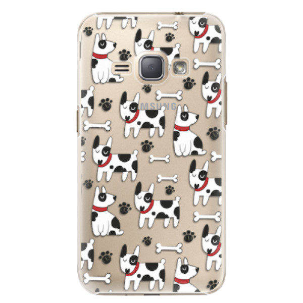 Plastové pouzdro iSaprio – Dog 02 – Samsung Galaxy J1 2016 Plastové pouzdro iSaprio – Dog 02 – Samsung Galaxy J1 2016
