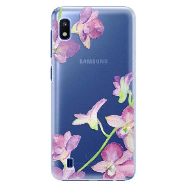 Plastové pouzdro iSaprio – Rainbow Grass – Samsung Galaxy A10 Plastové pouzdro iSaprio – Rainbow Grass – Samsung Galaxy A10
