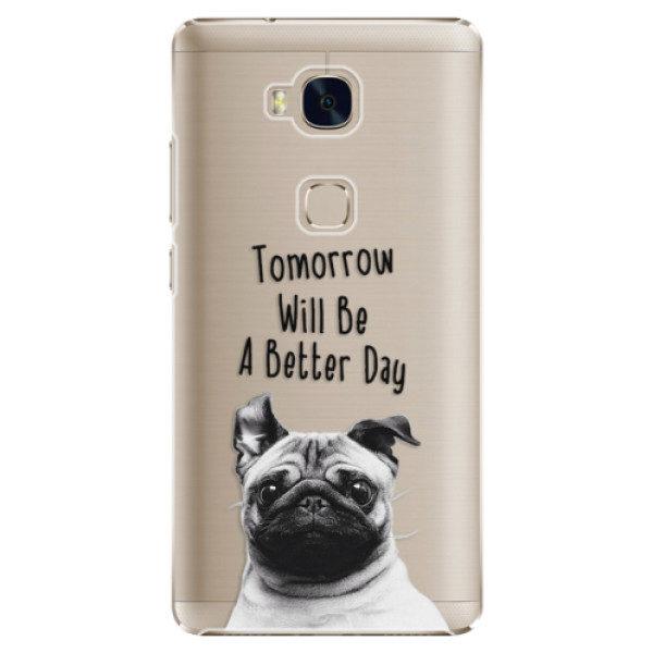 Plastové pouzdro iSaprio – Better Day 01 – Huawei Honor 5X Plastové pouzdro iSaprio – Better Day 01 – Huawei Honor 5X