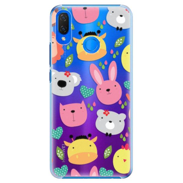 Plastové pouzdro iSaprio – Animals 01 – Huawei Nova 3i Plastové pouzdro iSaprio – Animals 01 – Huawei Nova 3i