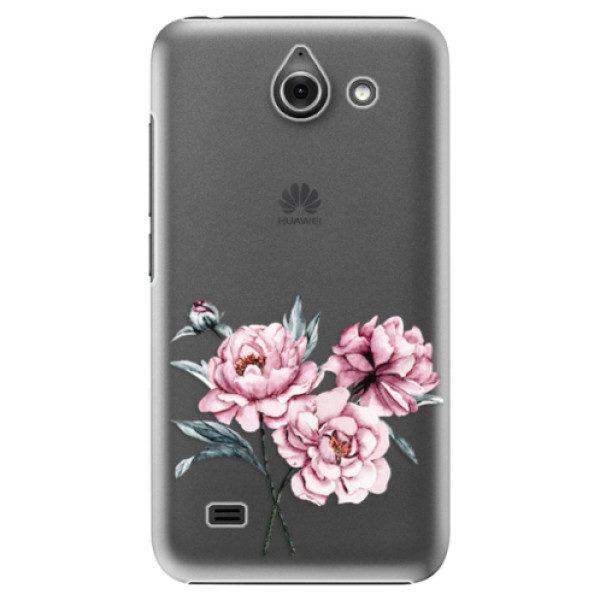 Plastové pouzdro iSaprio – Poeny – Huawei Ascend Y550 Plastové pouzdro iSaprio – Poeny – Huawei Ascend Y550