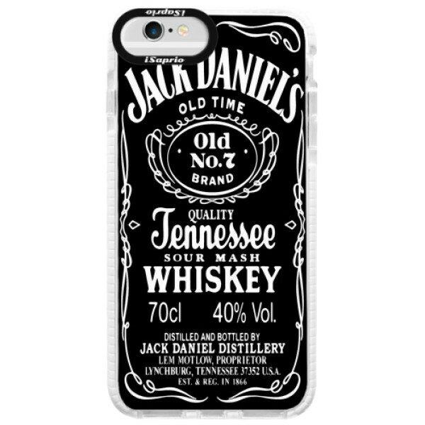 Silikonové pouzdro Bumper iSaprio – Jack Daniels – iPhone 6/6S Silikonové pouzdro Bumper iSaprio – Jack Daniels – iPhone 6/6S