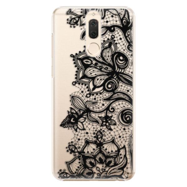 Plastové pouzdro iSaprio – Black Lace – Huawei Mate 10 Lite Plastové pouzdro iSaprio – Black Lace – Huawei Mate 10 Lite