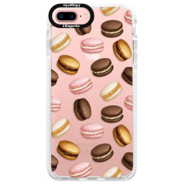 Silikonové pouzdro Bumper iSaprio – Macaron Pattern – iPhone 7 Plus Silikonové pouzdro Bumper iSaprio – Macaron Pattern – iPhone 7 Plus