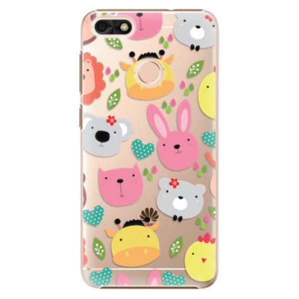 Plastové pouzdro iSaprio – Animals 01 – Huawei P9 Lite Mini Plastové pouzdro iSaprio – Animals 01 – Huawei P9 Lite Mini
