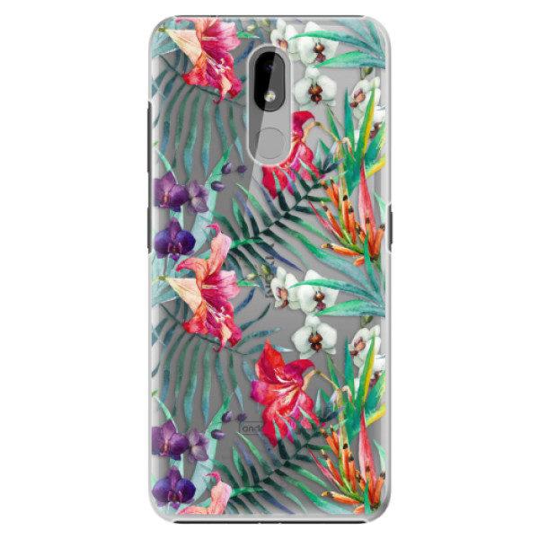 Plastové pouzdro iSaprio – Flower Pattern 03 – Nokia 3.2 Plastové pouzdro iSaprio – Flower Pattern 03 – Nokia 3.2