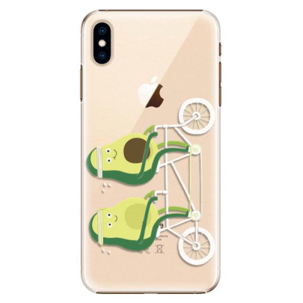 Plastové pouzdro iSaprio – Avocado – iPhone XS Max Plastové pouzdro iSaprio – Avocado – iPhone XS Max