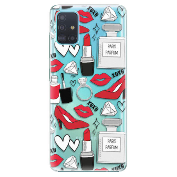 Plastové pouzdro iSaprio – Fashion pattern 03 – Samsung Galaxy A51 Plastové pouzdro iSaprio – Fashion pattern 03 – Samsung Galaxy A51