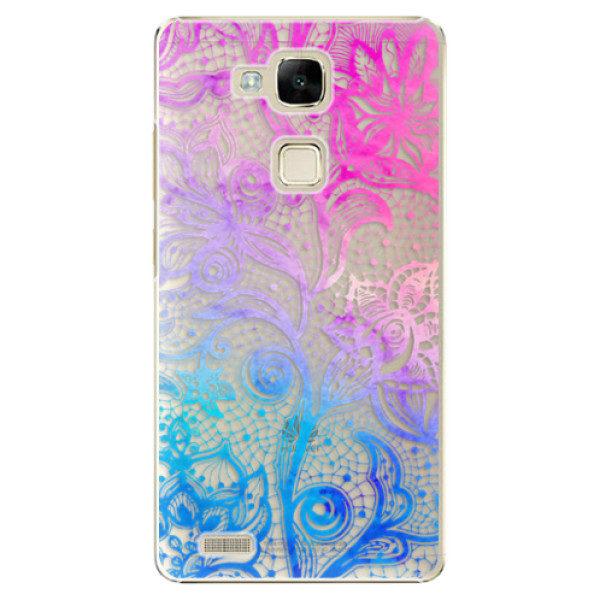 Plastové pouzdro iSaprio – Color Lace – Huawei Ascend Mate7 Plastové pouzdro iSaprio – Color Lace – Huawei Ascend Mate7