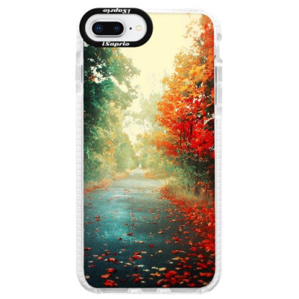 Silikonové pouzdro Bumper iSaprio – Autumn 03 – iPhone 8 Plus Silikonové pouzdro Bumper iSaprio – Autumn 03 – iPhone 8 Plus