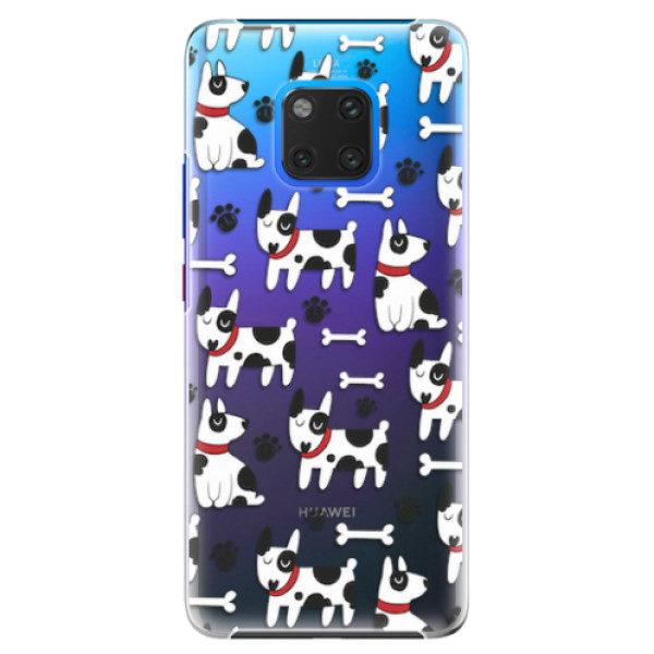 Plastové pouzdro iSaprio – Dog 02 – Huawei Mate 20 Pro Plastové pouzdro iSaprio – Dog 02 – Huawei Mate 20 Pro