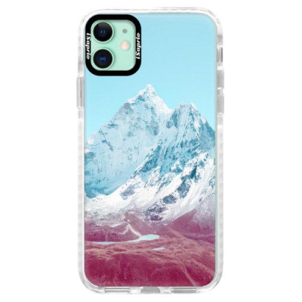 Silikonové pouzdro Bumper iSaprio – Highest Mountains 01 – iPhone 11 Silikonové pouzdro Bumper iSaprio – Highest Mountains 01 – iPhone 11