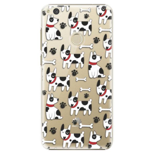 Plastové pouzdro iSaprio – Dog 02 – Huawei P9 Lite 2017 Plastové pouzdro iSaprio – Dog 02 – Huawei P9 Lite 2017