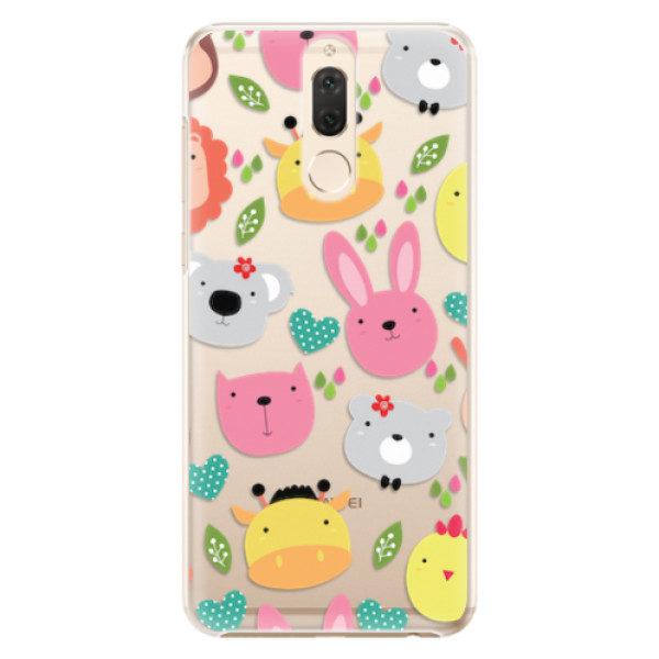 Plastové pouzdro iSaprio – Animals 01 – Huawei Mate 10 Lite Plastové pouzdro iSaprio – Animals 01 – Huawei Mate 10 Lite