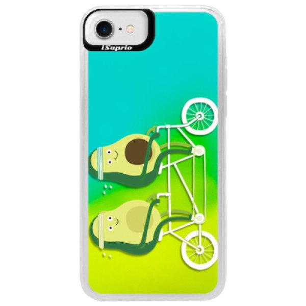 Neonové pouzdro Blue iSaprio – Avocado – iPhone 7 Neonové pouzdro Blue iSaprio – Avocado – iPhone 7