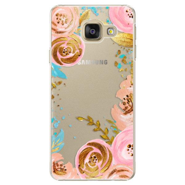 Plastové pouzdro iSaprio – Golden Youth – Samsung Galaxy A5 2016 Plastové pouzdro iSaprio – Golden Youth – Samsung Galaxy A5 2016