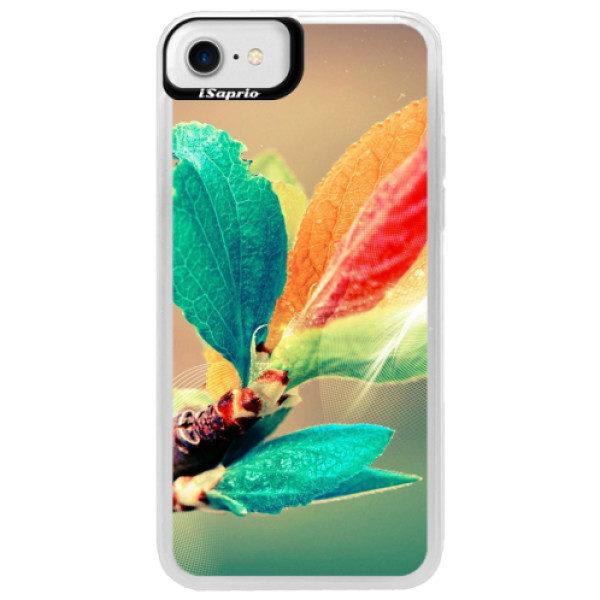 Neonové pouzdro Blue iSaprio – Autumn 02 – iPhone 7 Neonové pouzdro Blue iSaprio – Autumn 02 – iPhone 7