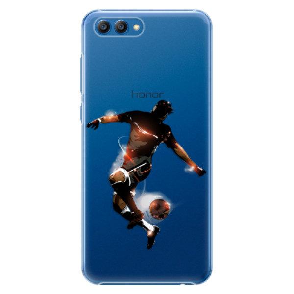 Plastové pouzdro iSaprio – Fotball 01 – Huawei Honor View 10 Plastové pouzdro iSaprio – Fotball 01 – Huawei Honor View 10