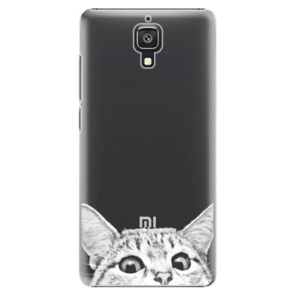 Plastové pouzdro iSaprio – Cat 02 – Xiaomi Mi4 Plastové pouzdro iSaprio – Cat 02 – Xiaomi Mi4