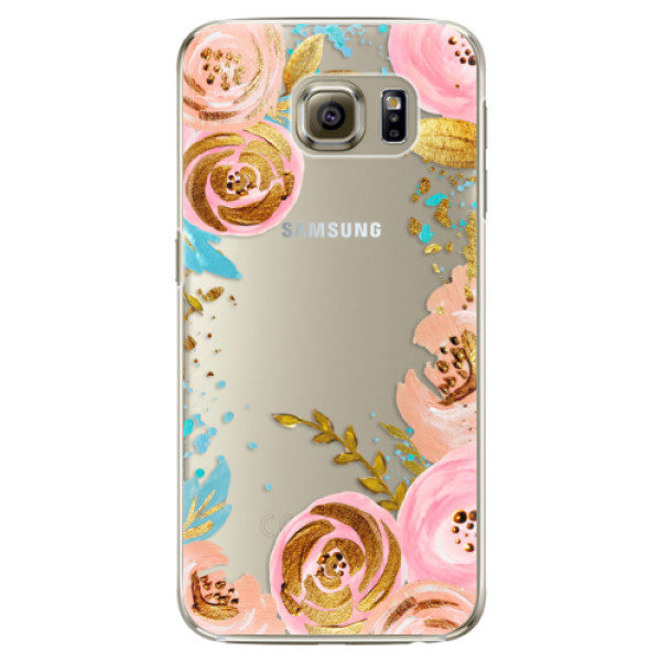Plastové pouzdro iSaprio – Golden Youth – Samsung Galaxy S6 Plastové pouzdro iSaprio – Golden Youth – Samsung Galaxy S6
