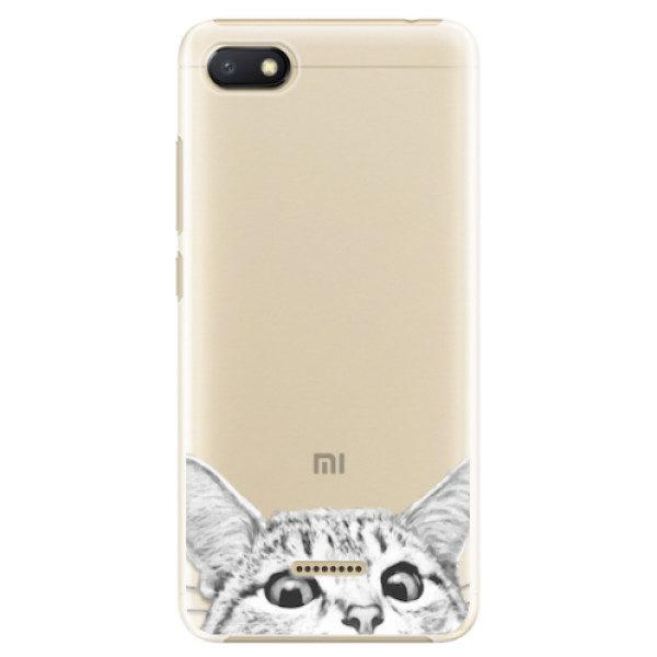 Plastové pouzdro iSaprio – Cat 02 – Xiaomi Redmi 6A Plastové pouzdro iSaprio – Cat 02 – Xiaomi Redmi 6A