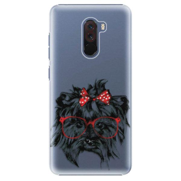Plastové pouzdro iSaprio – Dog 03 – Xiaomi Pocophone F1 Plastové pouzdro iSaprio – Dog 03 – Xiaomi Pocophone F1