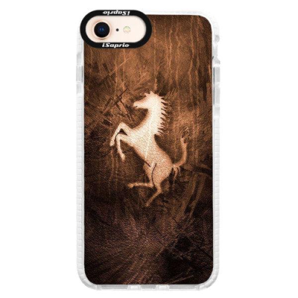 Silikonové pouzdro Bumper iSaprio – Vintage Horse – iPhone 8 Silikonové pouzdro Bumper iSaprio – Vintage Horse – iPhone 8