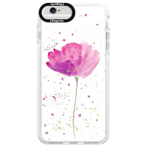 Silikonové pouzdro Bumper iSaprio – Poppies – iPhone 6/6S Silikonové pouzdro Bumper iSaprio – Poppies – iPhone 6/6S