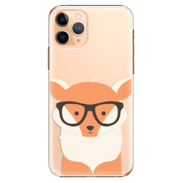 Plastové pouzdro iSaprio – Orange Fox – iPhone 11 Pro Plastové pouzdro iSaprio – Orange Fox – iPhone 11 Pro